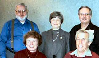 With friends at Tulsa ISWW 2002